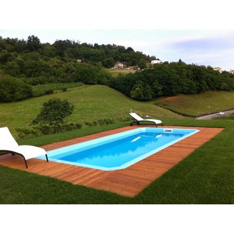 Piscina vendita diretta offerta piscina prezzi i piscina installazione - Piscina vetroresina ...