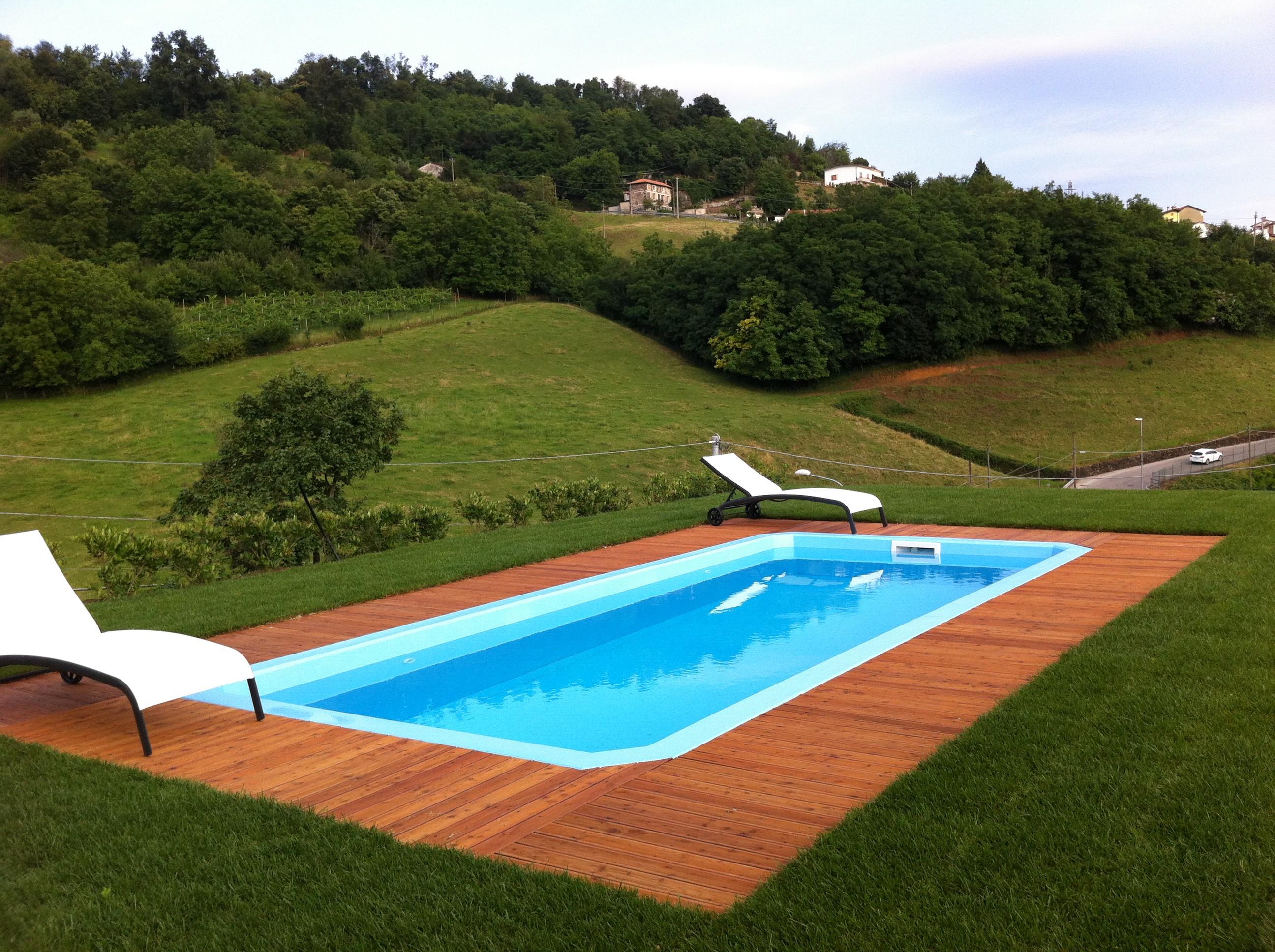 Piscine interrate in vetroresina free favori quanto costa piscine interrate vetroresina piscine - Piscina vetroresina usata ...